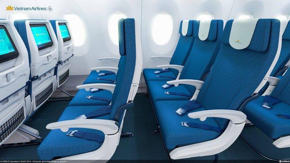 Flüge in der Economy Class mit Vietnam Airlines buchen