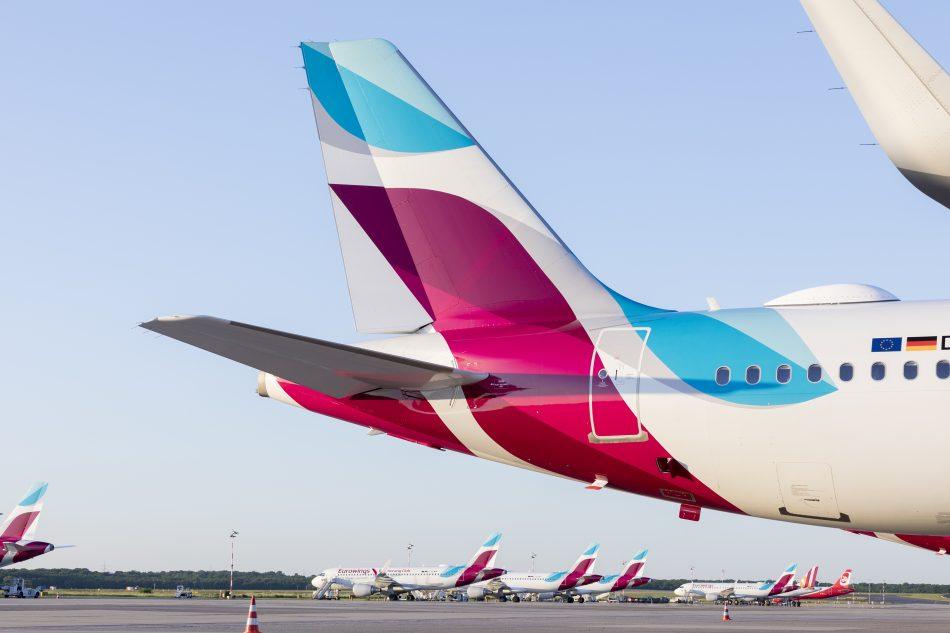 Eurowings bietet eine große Vielzahl an günstigen Flugverbindungen in alle Welt an.